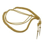 British Army No 1 Gold Equerries Aiguillette - Right Shoulder