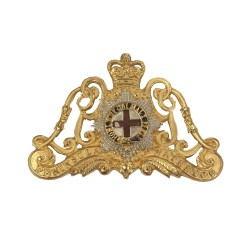 Lifeguards Metal Badge for Buckle - British Army