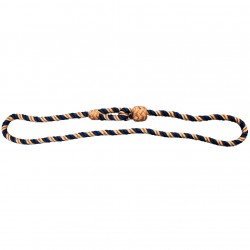 Royal Logistic Corps Single Cord Dark Blue and Gold Lanyard - British Army - Female