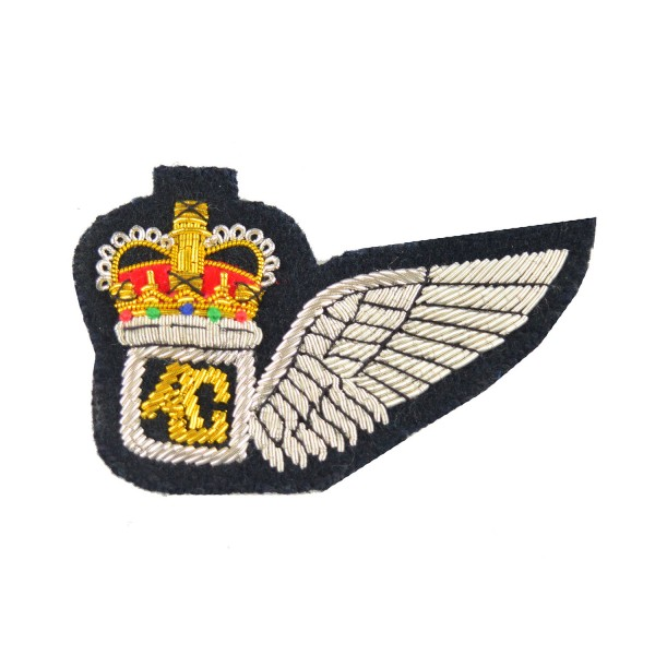Air Crewman - Army Air Corp - British Army Badge