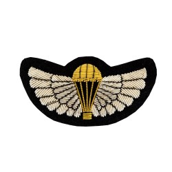 Special Air Service (SAS) Qualified - Parachute Wings - British Army Badge