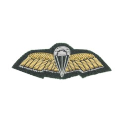 Special Forces Communicator Wings Badge - Special Boat Service (SBS) - British Army