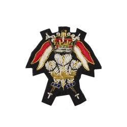 Officers - The Royal Lancers – Organisation Badge - British Army