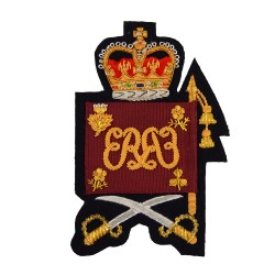 Colour Sergeants and Company Quartermaster Sergeants  – Rank - Household Division - Grenadier Guards - British Army Badge