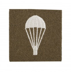 Parachutists Course Only Trained - All Other Regiments and Corps - British Army Badge