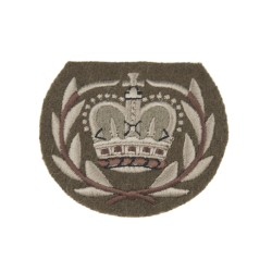 Household Division / Honourable Artillery Company (Infantry) - WO2 - Crown and Wreath - British Army Rank Badge