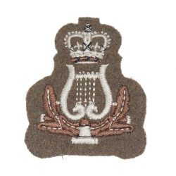 Army Musicians and Bandsmen - No 2 Dress British Army Badge
