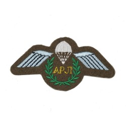 Parachute Jumping Instructor Assistant - British Army Badge