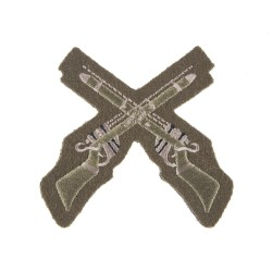 Qualified Tactics And Weapon Training Instructors -  Rifle Marksman - Qualification Badge - Household  Division - Honourable Artillery Company (Infantry) - British Army Badge