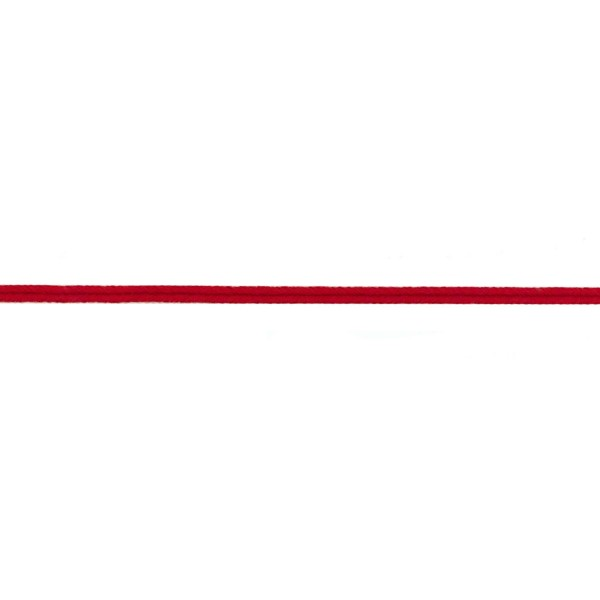 5mm – Scarlet Red – Worsted – Russia Braid
