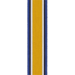 32mm WW1 British War Medal 1914-1920 Medal Ribbon
