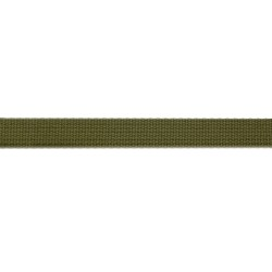 16mm – Avocado Green – Cotton – Webbing